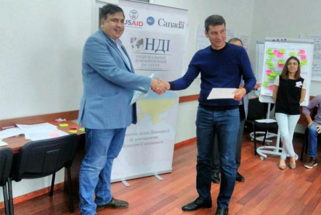 Суд арестовал соратника Саакашвили