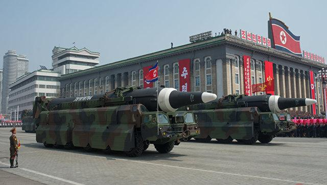 МИД КНДР заявил о неизбежности войны на полуострове