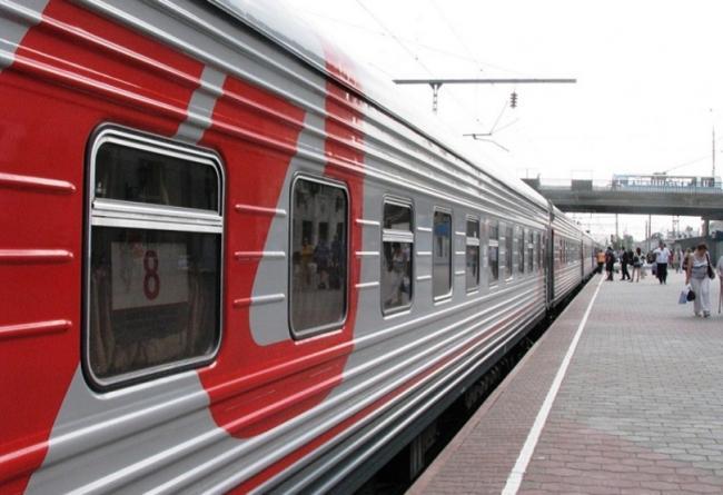 Поезда РФ будут ходить в обход Украины