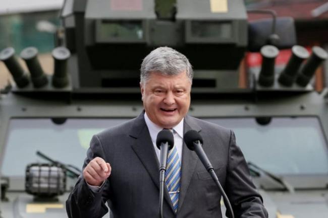 Петр Порошенко рассказал о своих достижениях на посту президента Украины