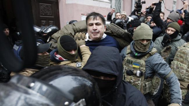 Находящийся в СИЗО Михаил Саакашвили обратился к украинцам