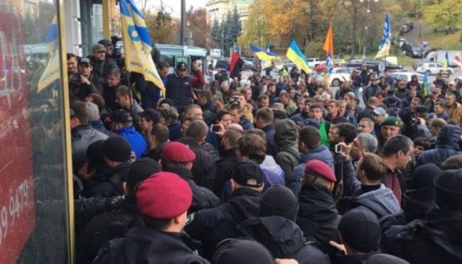 Западные СМИ: арест Саакашвили может привести к ухудшению ситуации в Украине