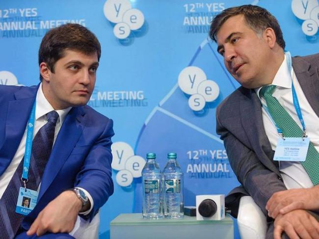 Соратник Саакашвили призвал провести международную экспертизу разговора с Курченко