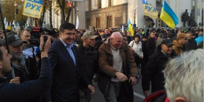 Депутат Верховной Рады сообщил подробности суда над Саакашвили