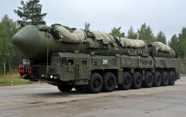 РФ прячет в Крыму ядерное оружие: стало известно предполагаемое место хранения