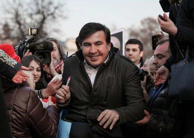 Хождение по кругу: Михаила Саакашвили могут арестовать уже на этой неделе