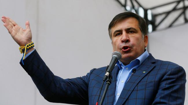 Саакашвили возмущен решением Апелляционного суда Киева