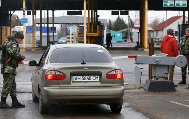 В Крыму оккупанты будут штрафовать авто с украинскими номерами