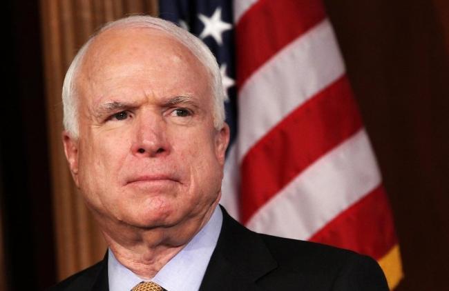 Маккейн назвал решение США поставлять Украине Javelin важным шагом
