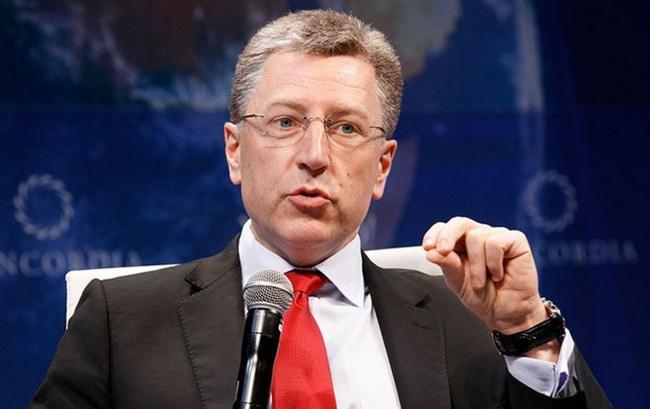 Волкер выступил за сохранение санкций против России