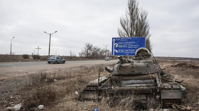 У президента Российской Федерации есть новый план по Донбассу, — журналист