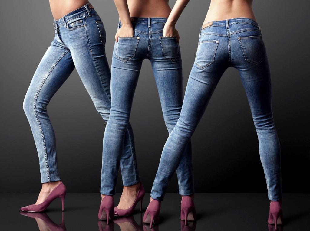 Стильные и удобные джинсы