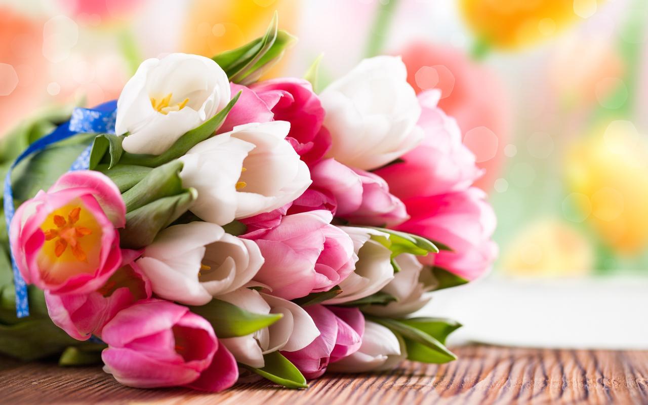 Заказать доставку цветов теперь очень просто