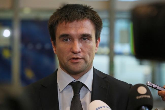 ОБСЕ не может контролировать ситуацию на Донбассе, – Климкин