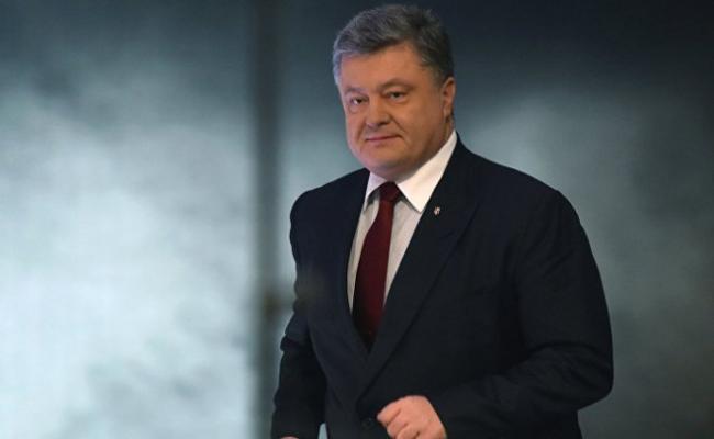 Петр Порошенко внес изменения в декларацию о доходах