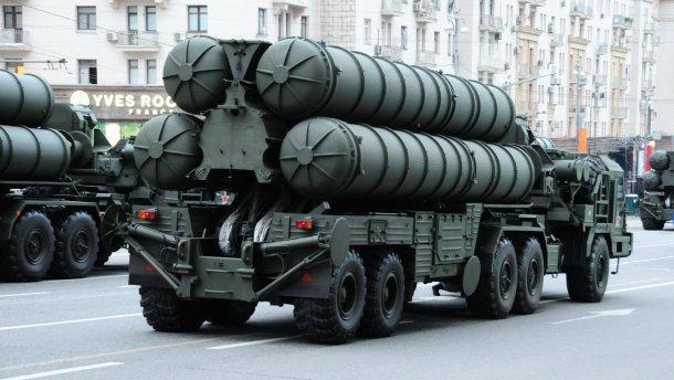 Россия развернула в Крыму ракетные системы нового поколения