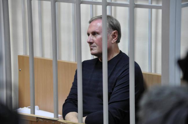Ближайший соратник Виктора Януковича останется за решеткой до весны 2018 года