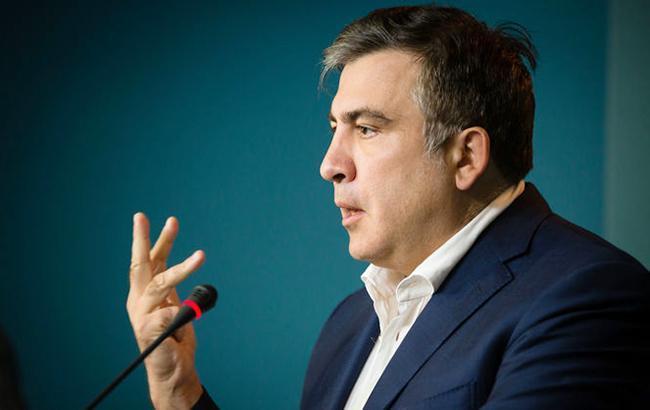 Михаил Саакашвили отметился очередным резонансным заявлением