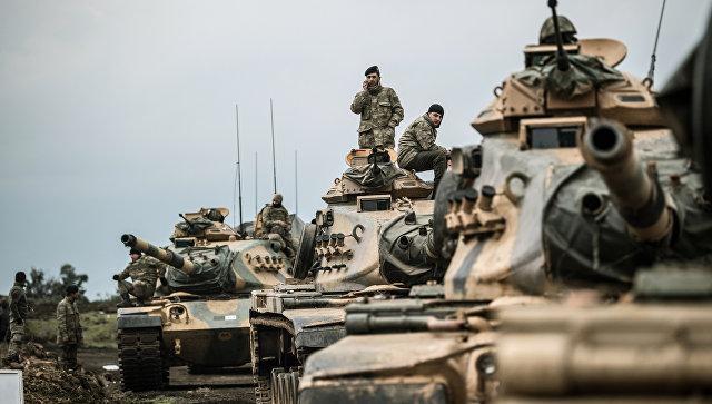 Сирийские курды сообщили об отступлении турецких войск