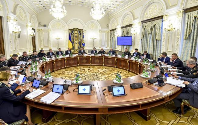 В СНБО Украины сообщили подробности встречи с высокопоставленным гостем из США