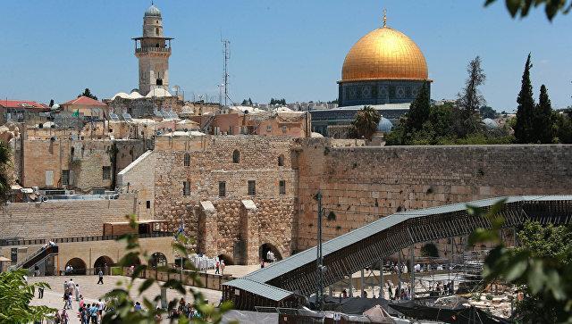 Трамп анонсировал открытие посольства США в Иерусалиме