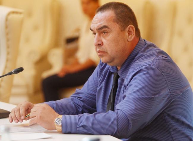 Экс-главаря «ЛНР» и его сподвижников бросили за решетку