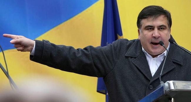 Суд вызвал Саакашвили на допрос по новому делу