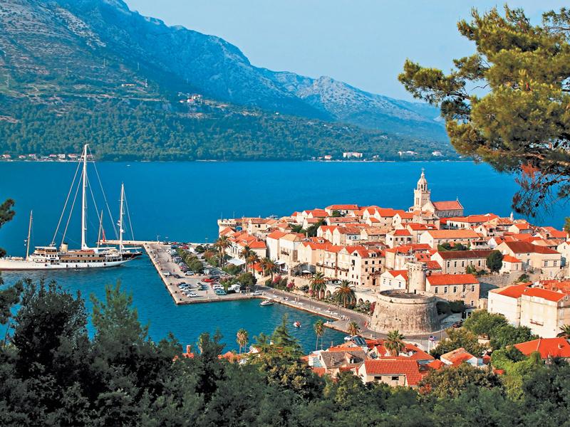 Раннее бронирование туров в Хорватию – цены просто радуют