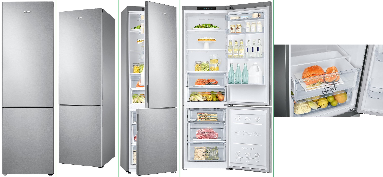 Холодильник SAMSUNG RB37J5000SA: обзор и отзывы
