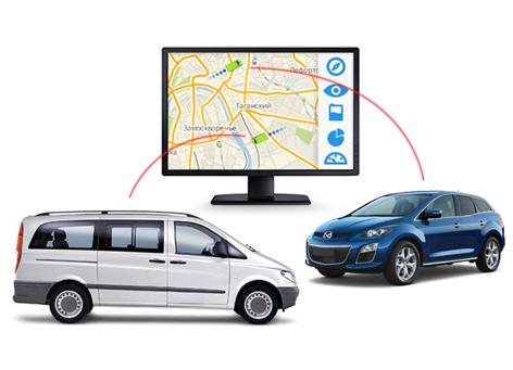 Как мониторить передвижение авто?