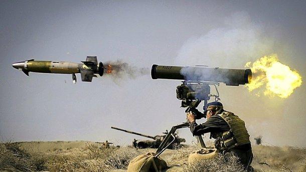 Полторак в США рассказал о сроках передачи Украине «Джевелинов»
