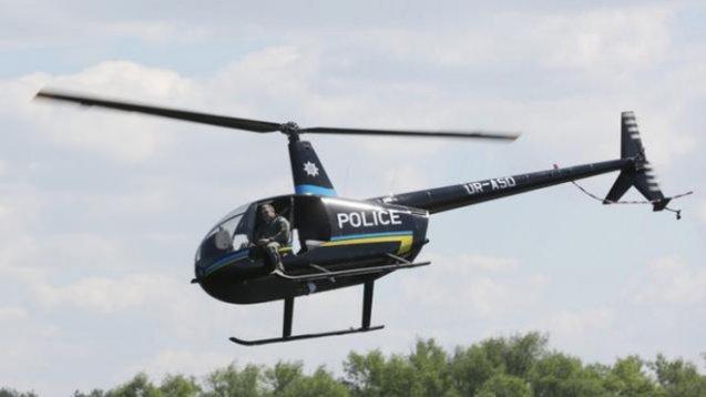 В МВД планируют создать собственную вертолетную службу