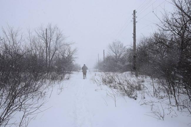 ВСУ возобновили контроль над селом Катериновка на Луганщине