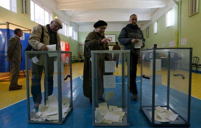 В Украине могут открыть избирательные участки для выборов президента России