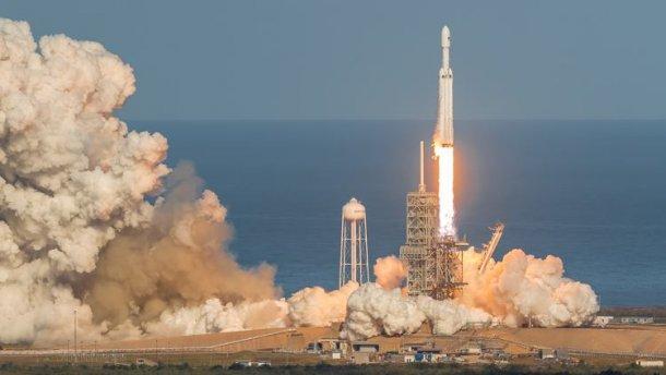 Дипломаты назвали роль Украины в подготовке запуска Falcon Heavy