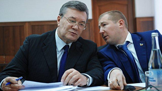 Адвокат экс-президента Украины Виктора Януковича сделал сенсационное заявление