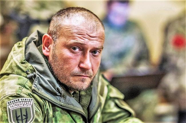 Экс-лидер «Правого сектора» заявил, что Российская Федерация готовится к большой войне