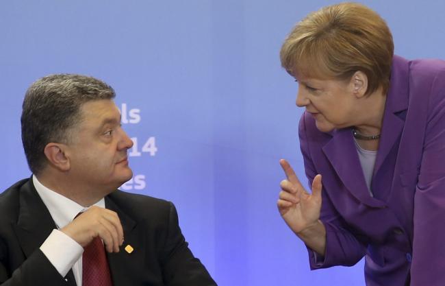 Порошенко проведет переговоры с одним из наиболее влиятельных политиков Европы