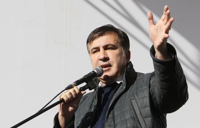 Политолог объяснил, почему Михаила Саакашвили не могут депортировать из Украины
