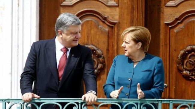 Президент Украины обсудит конфликт на Донбассе с высокопоставленными политиками из ЕС