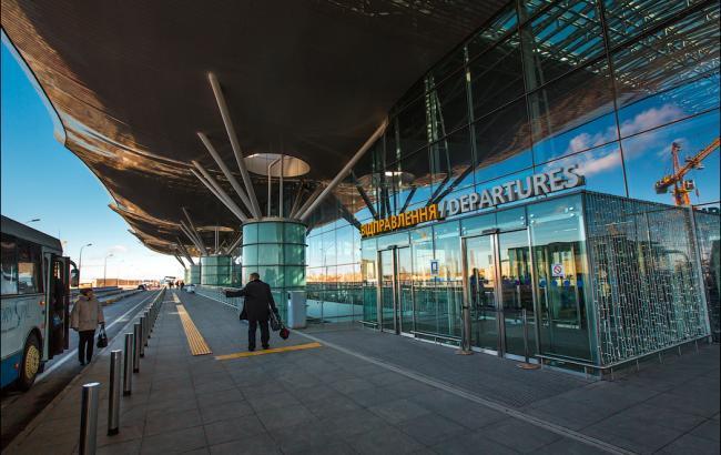 """Обстановка накаляется: сторонники Саакашвили собираются блокировать аэропорт """"Борисполь"""""""