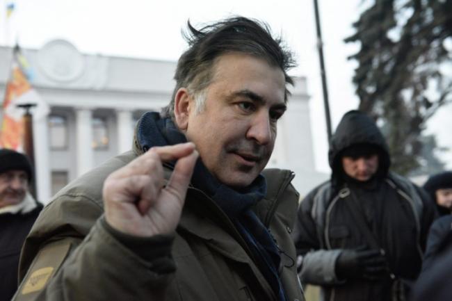 Стали известны новые подробности скандальной депортации Михаила Саакашвили