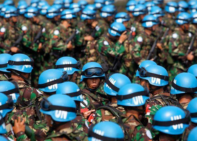 Урегулировать конфликт на Донбассе помогут 24 тысячи миротворцев ООН