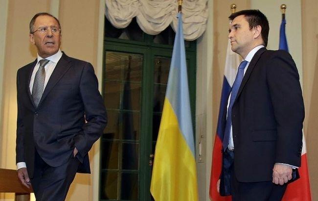 Встреча дипломатов: о чем будут говорить руководители МИД Украины и России