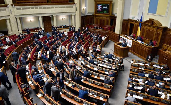 Украинские депутаты получили рекордную зарплату за три дня работы в январе