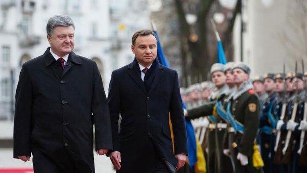 «Разочарование и расстройство», — Дуда о переговорах с Порошенко