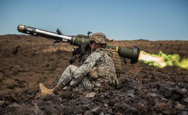 «Джавелины» усилят позиции Украины на переговорах по Донбассу – американский генерал