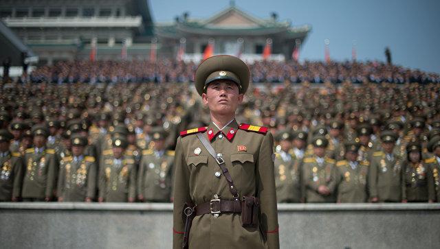В КНДР пообещали уничтожить всех, кто встанет на пути страны к миру