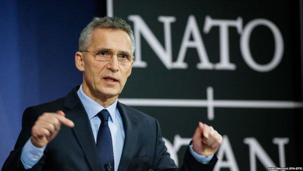 РФ провоцирует гонку ядерных вооружений в мире, – Йенс Столтенберг