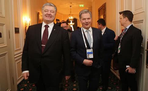 Скандинавская страна готова направить миротворцев на Донбасс